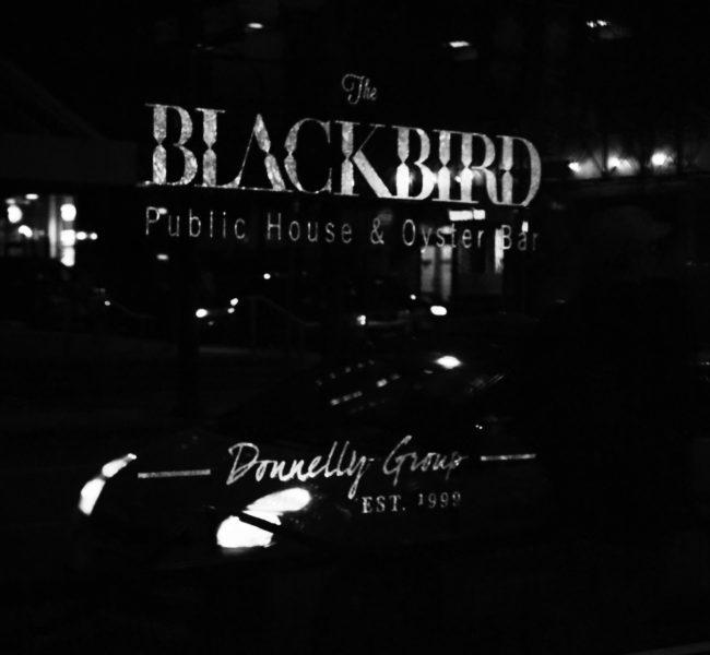 Gabellare | Graphic design portfolio & shop of Genesis Alvarez | The BlackBird, public house. 2015 New Year's party event.