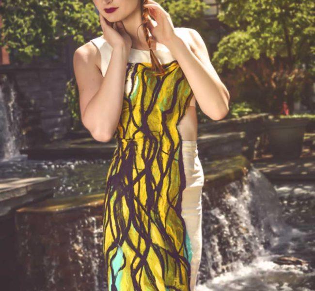 Gabellare | Graphic design portfolio & shop of Genesis Alvarez | Laura Torrela Spring 2017 fashion collection and photoshoot.