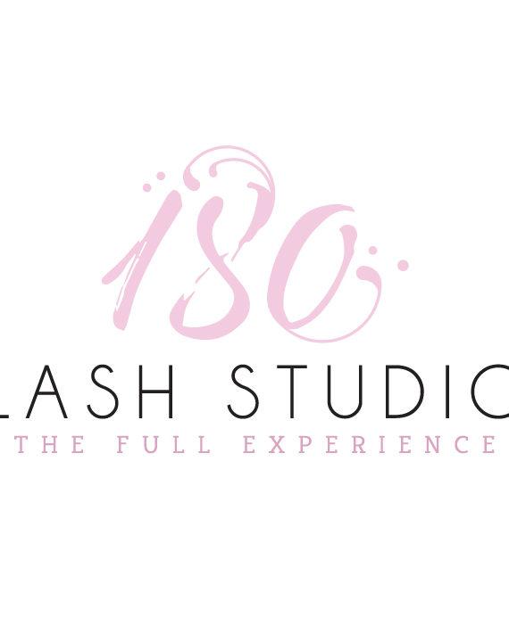 180 Lash Studio_Logo_by Gabellare