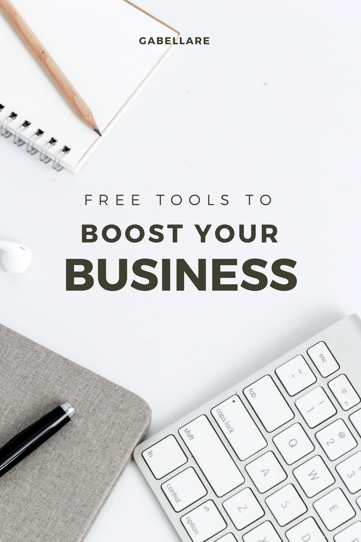 Free Tools to Boom your Business