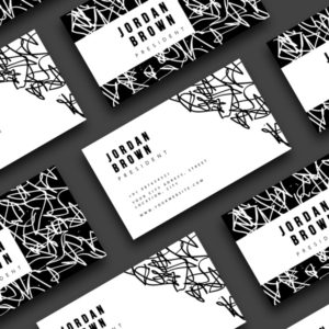 Rock & Roll | Business Card