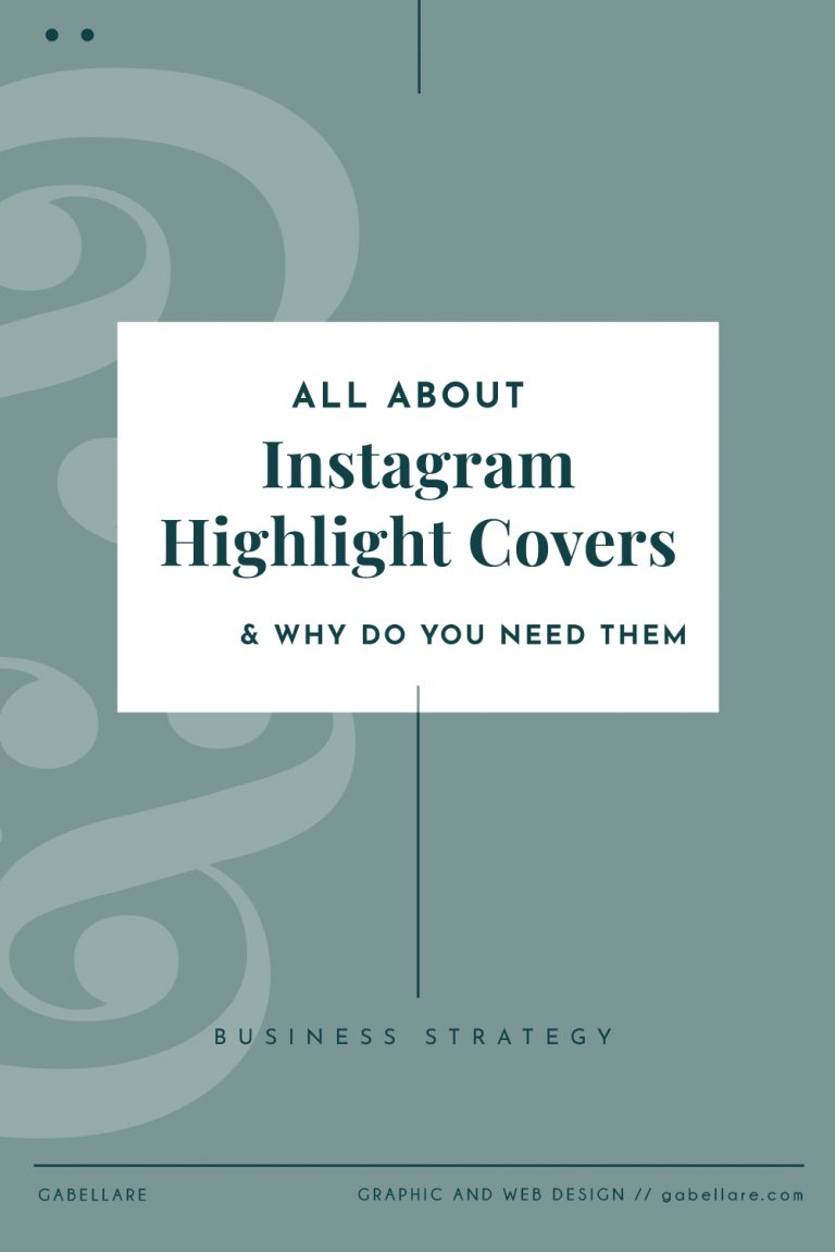 All about Instagram Highlight Covers and why do you need them